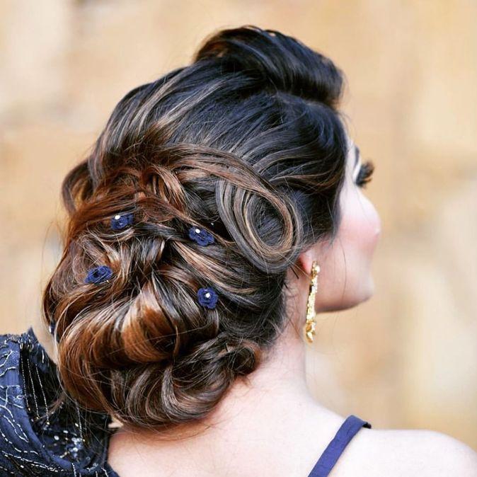 gunjan hair